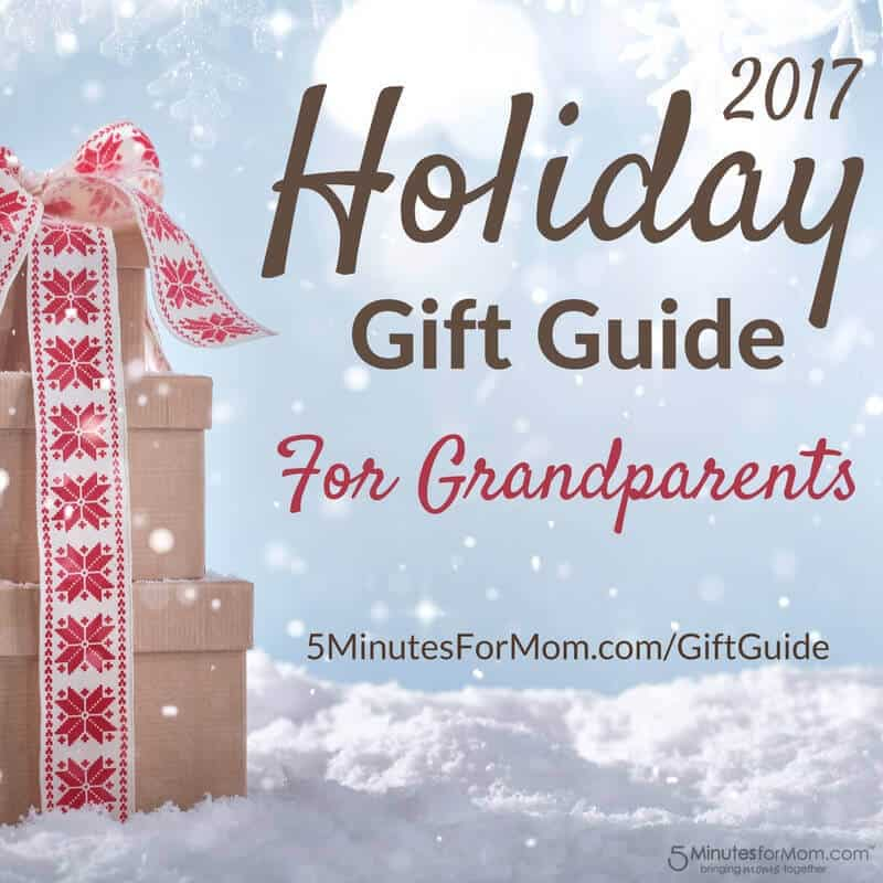 Holiday Gift Guide for Grandparents - Christmas Gifts For ...