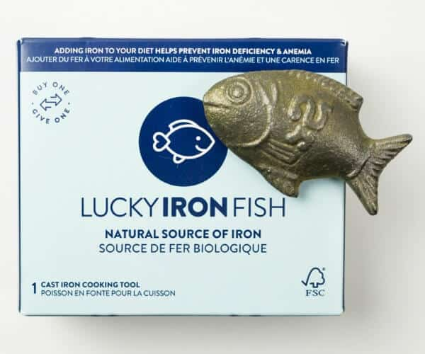 Holiday gift guide for women christmas gift ideas for her for Lucky iron fish controversy
