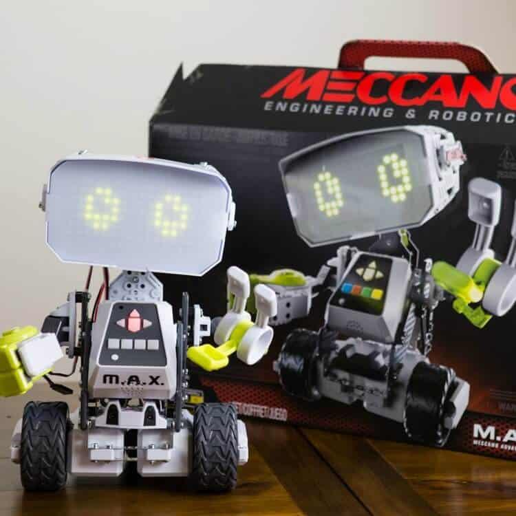 Meccano MAX - Gift Idea