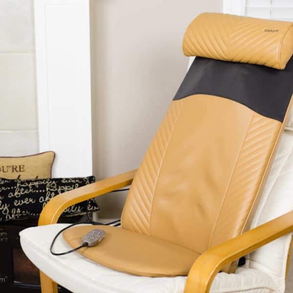 OSIM uJolly Back Massager – A Massage Chair You Can Use Anywhere