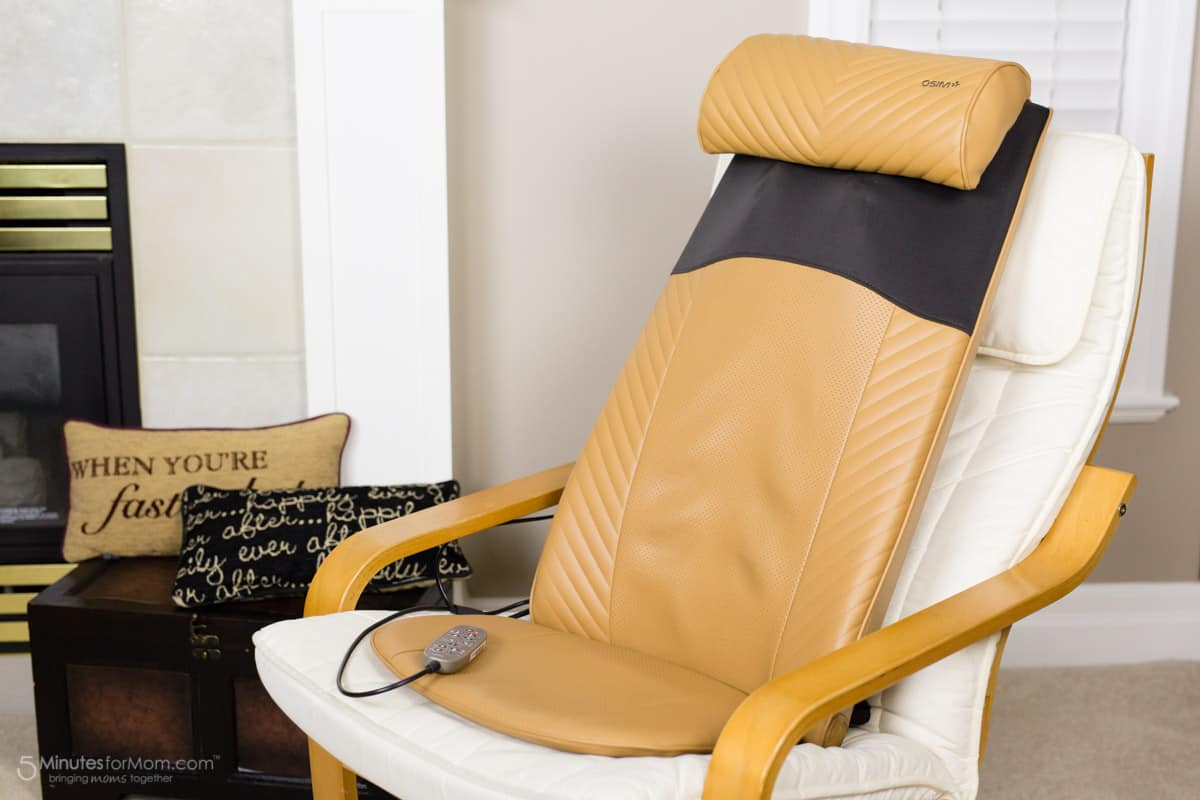 OSIM uJolly Back Massager - A Massage Chair You Can Use ...