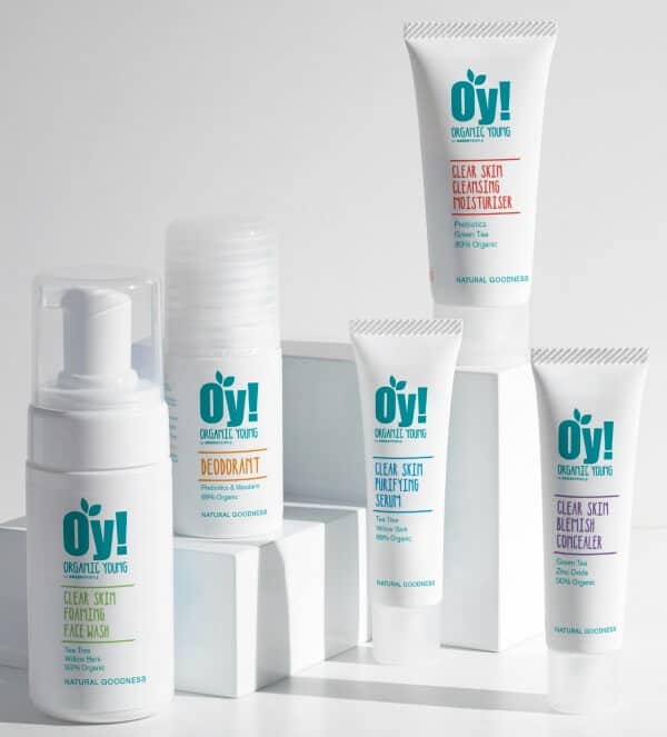 Oy Organic Young Skin Care