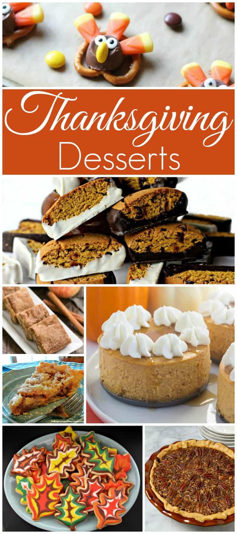 Thanksgiving Desserts - Thanksgiving Dessert Recipes