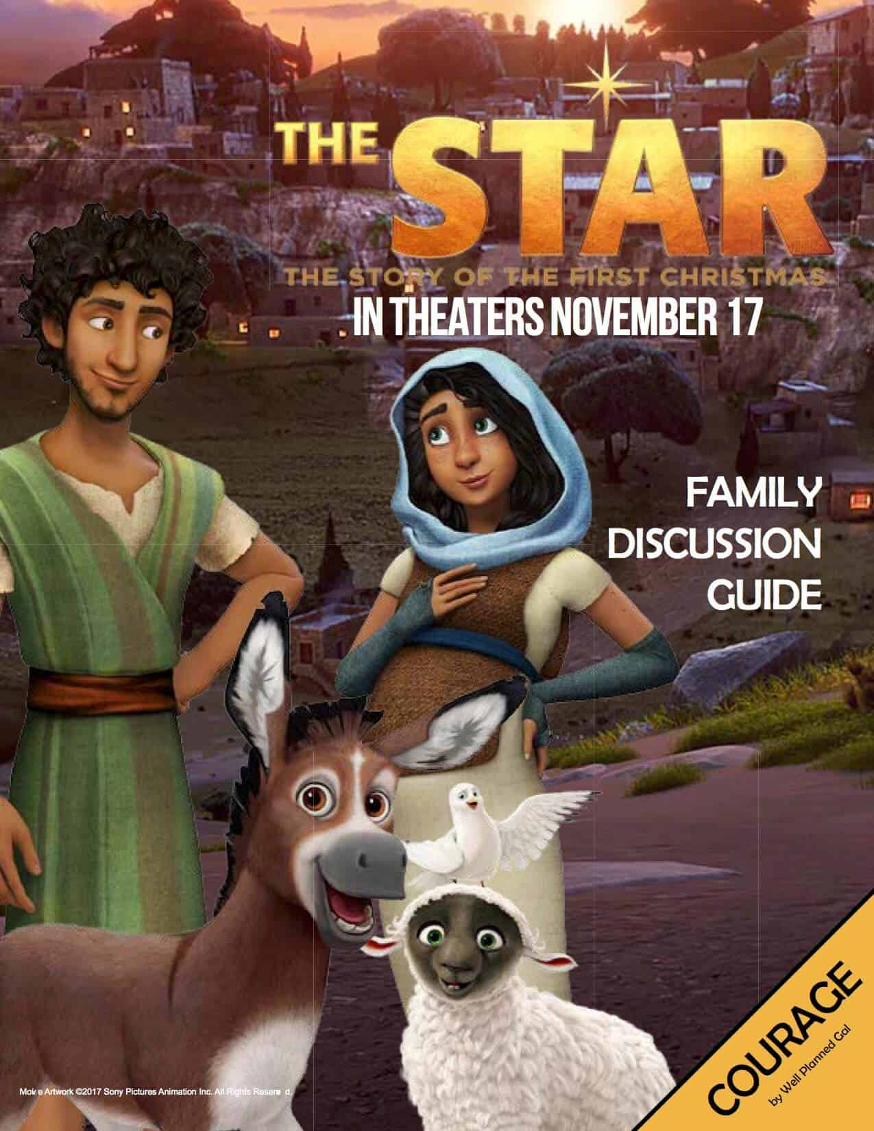 The Star Movie - Family Discussion Guide