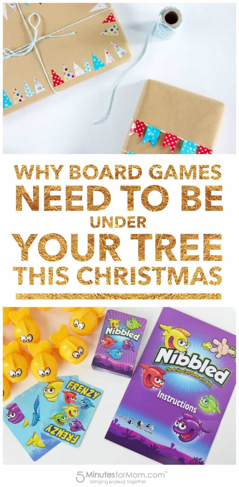 Gift Ideas For Kids - Why board games need to be under your tree this Christmas