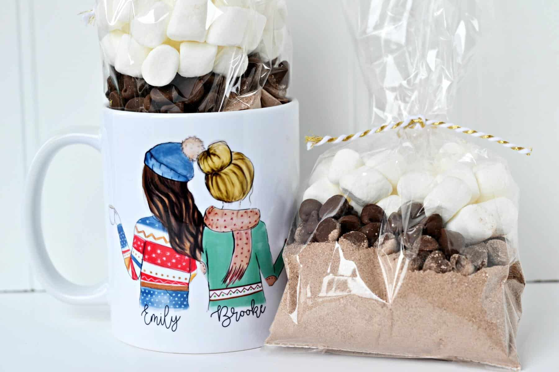 hot chocolate gift