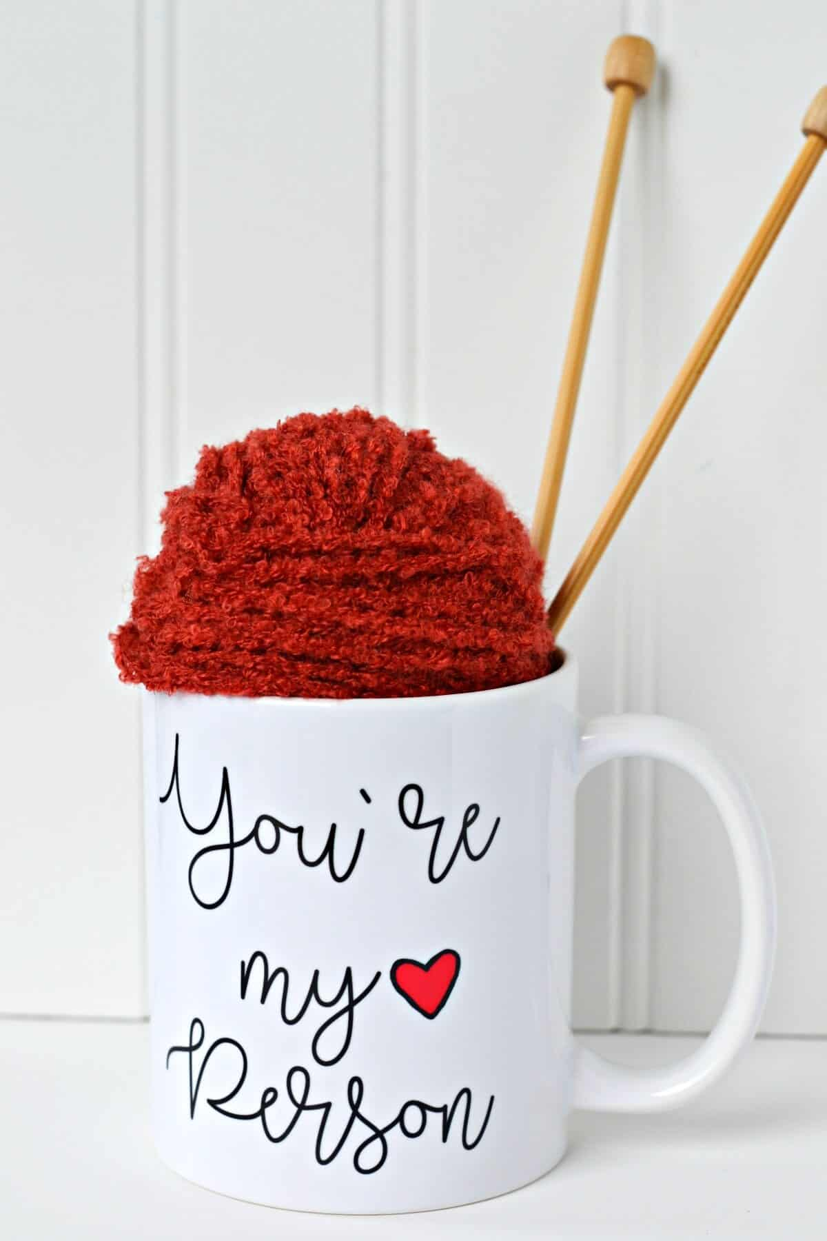 knitting gift idea