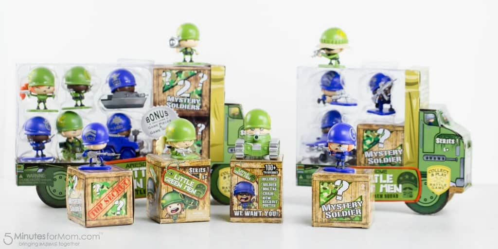 Awesome Little Green Men Collectibles