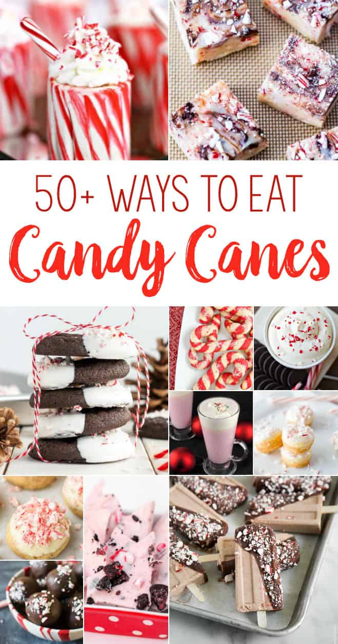 50 Ways To Eat Candy Canes