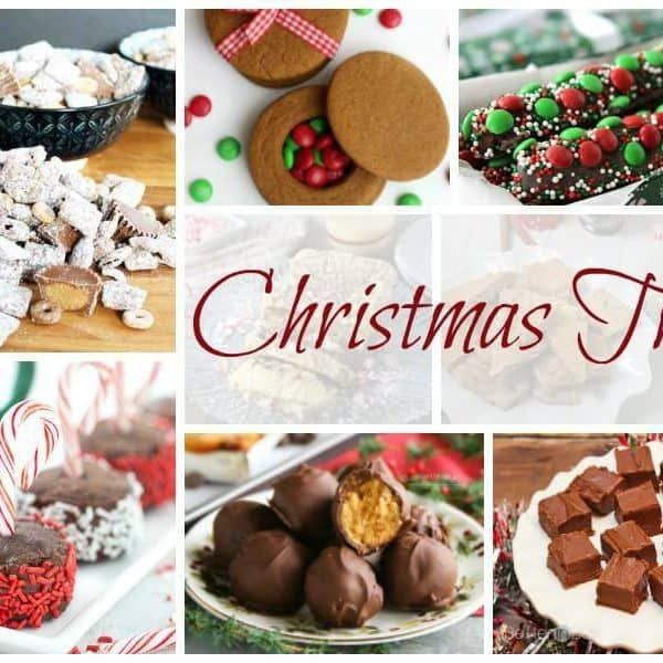 Christmas Treats and our Delicious Dishes Recipe Party