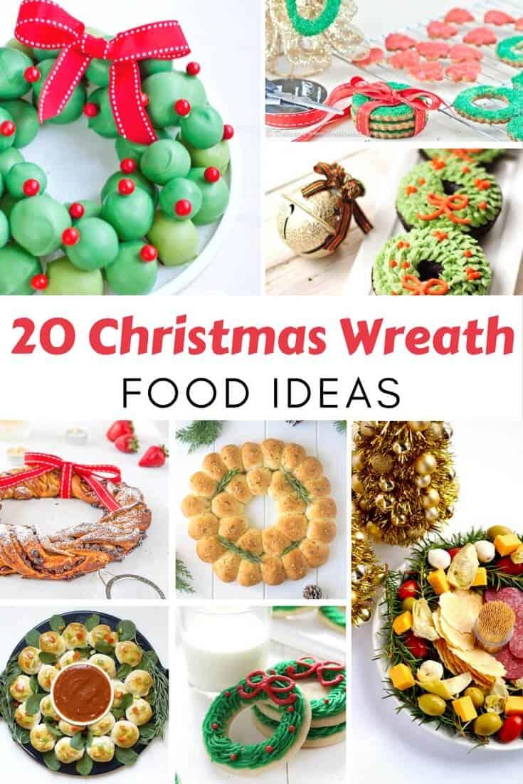 Christmas Wreath Food Ideas