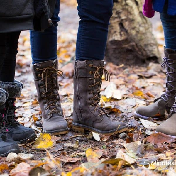 Whatever the Weather — These Boots Keep Families Warm and Dry