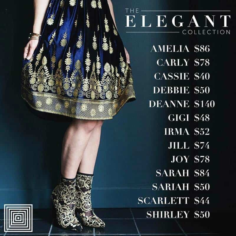 LuLaRoe Elegant Collection