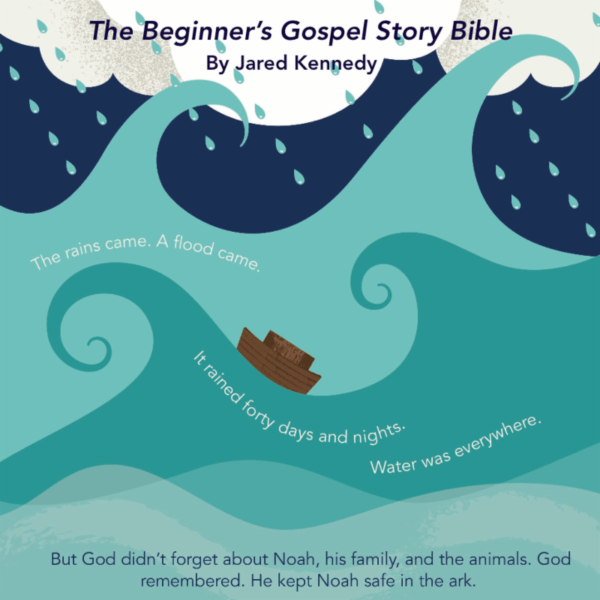 Teach your Toddlers about God's perfect promises!