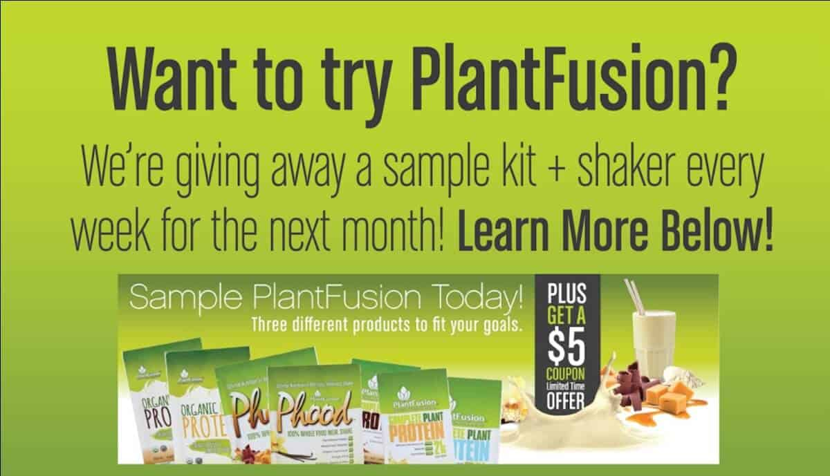 Want to try PlantFusion