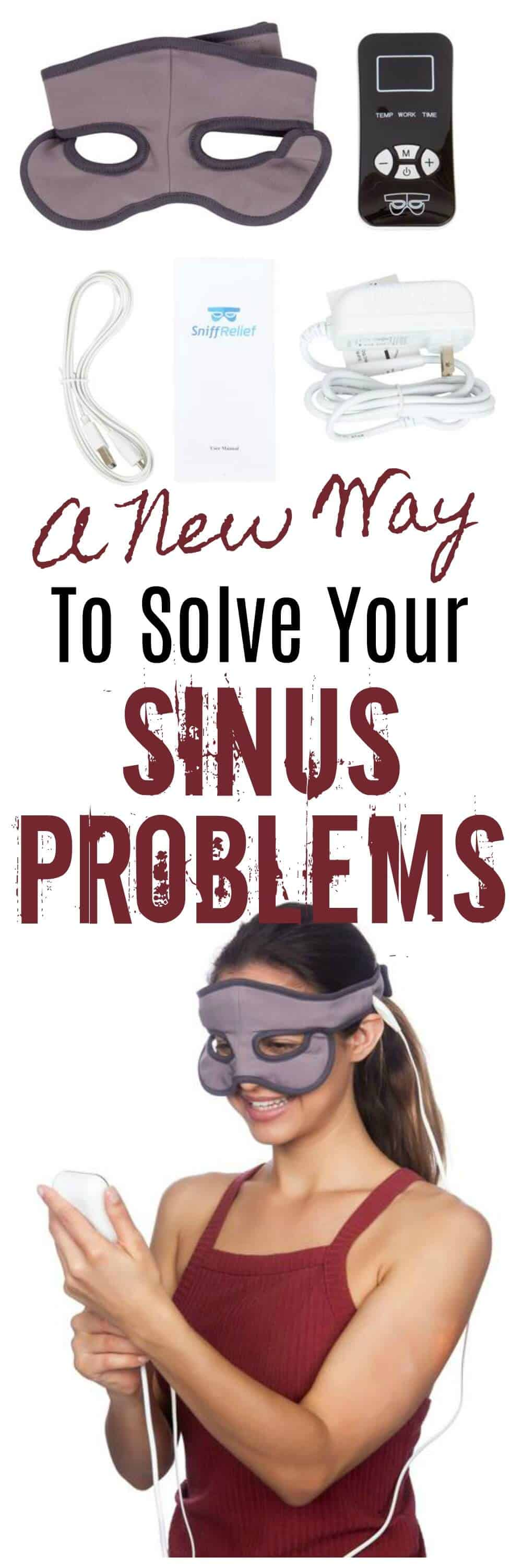 A New Way To Solve Your Sinus Problems
