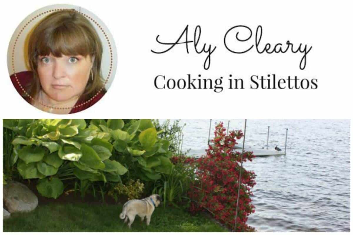 Aly Cleary - Cooking In Stilettos