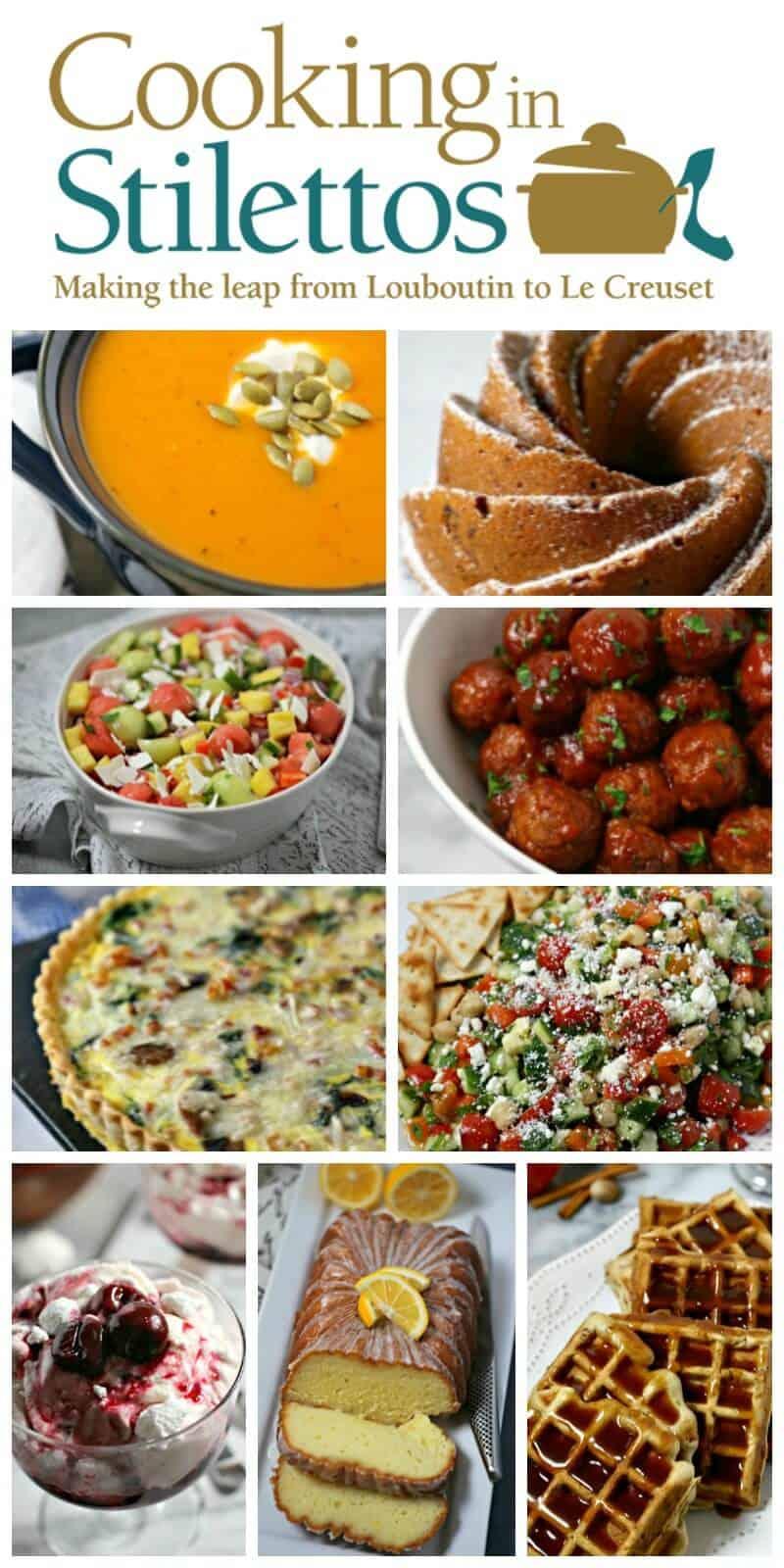 Cooking In Stilettos Food Blog