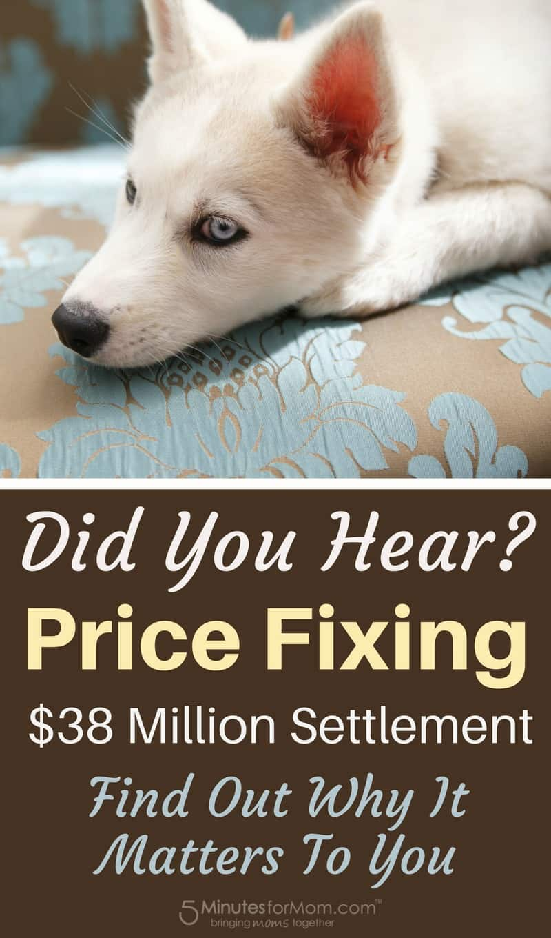 Did You Hear About This Price Fixing Settlement