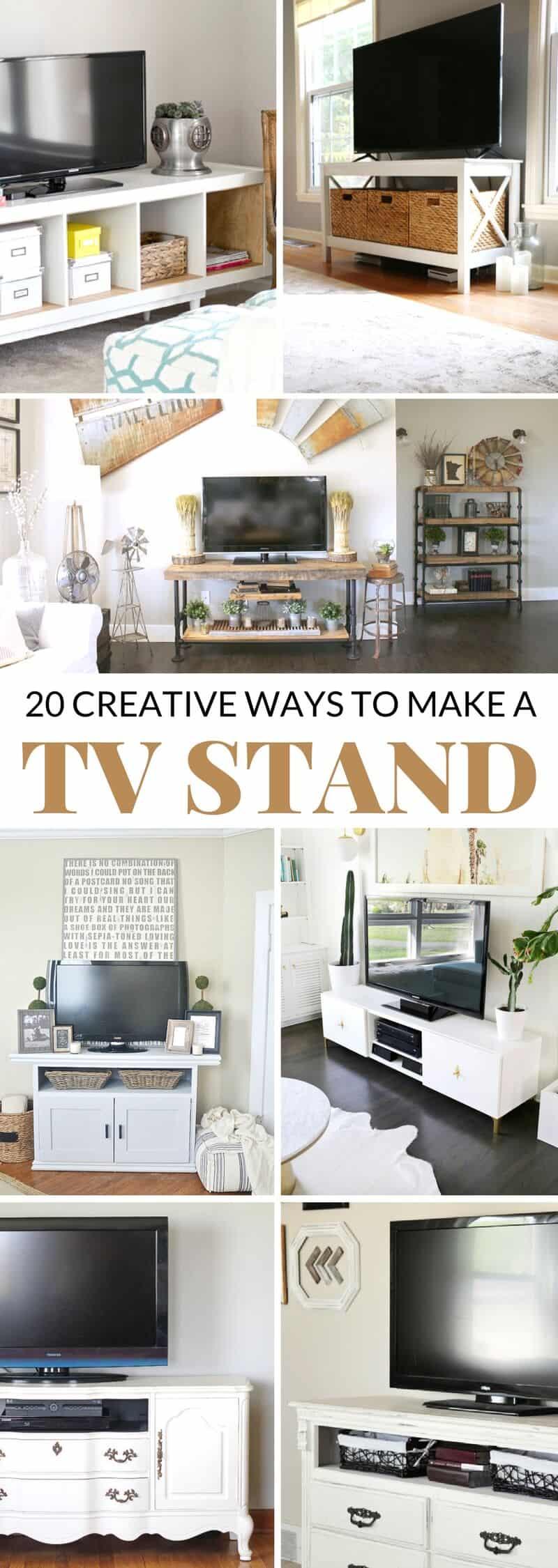 20 Creative Ways To Make A TV