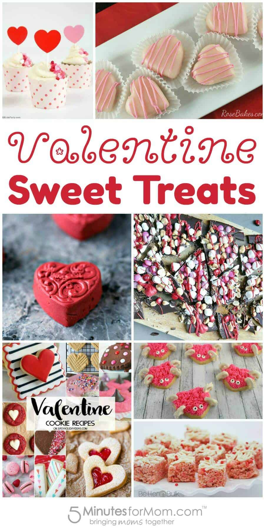 Valentine Sweet Treats Delicious Dishes