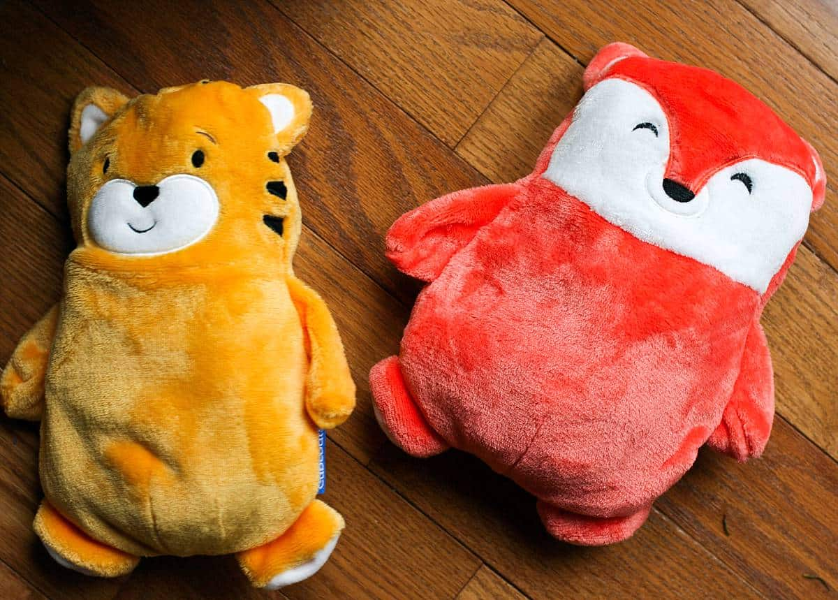 Cubcoats 2-in-1 Stuffed Animals That Transform Into Soft Hoodies