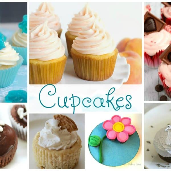 Super Sweet Cupcake Recipes and our Delicious Dishes Recipe Party