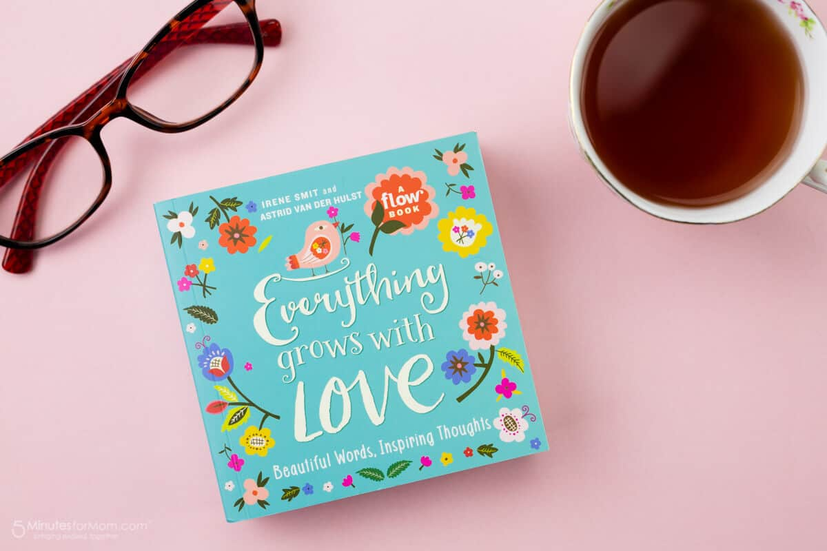 Everything Grows with Love - Gift Book
