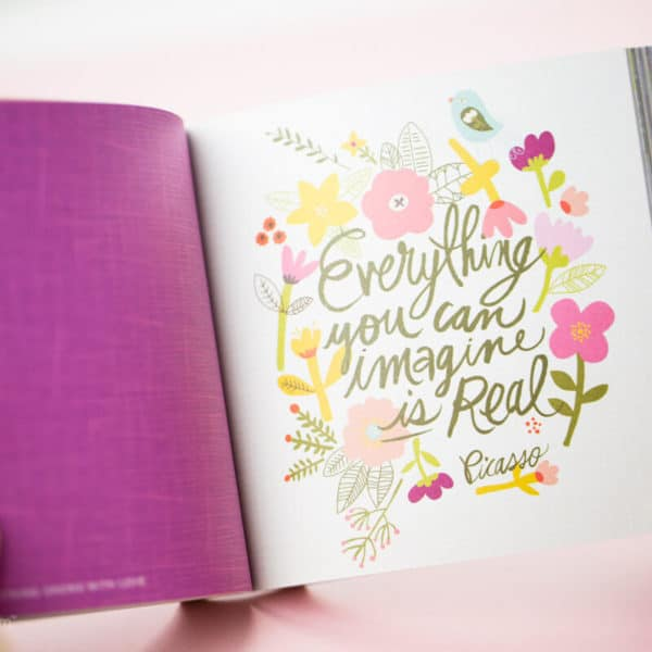 Everything Grows with Love – A Tiny Book to Give and to Treasure