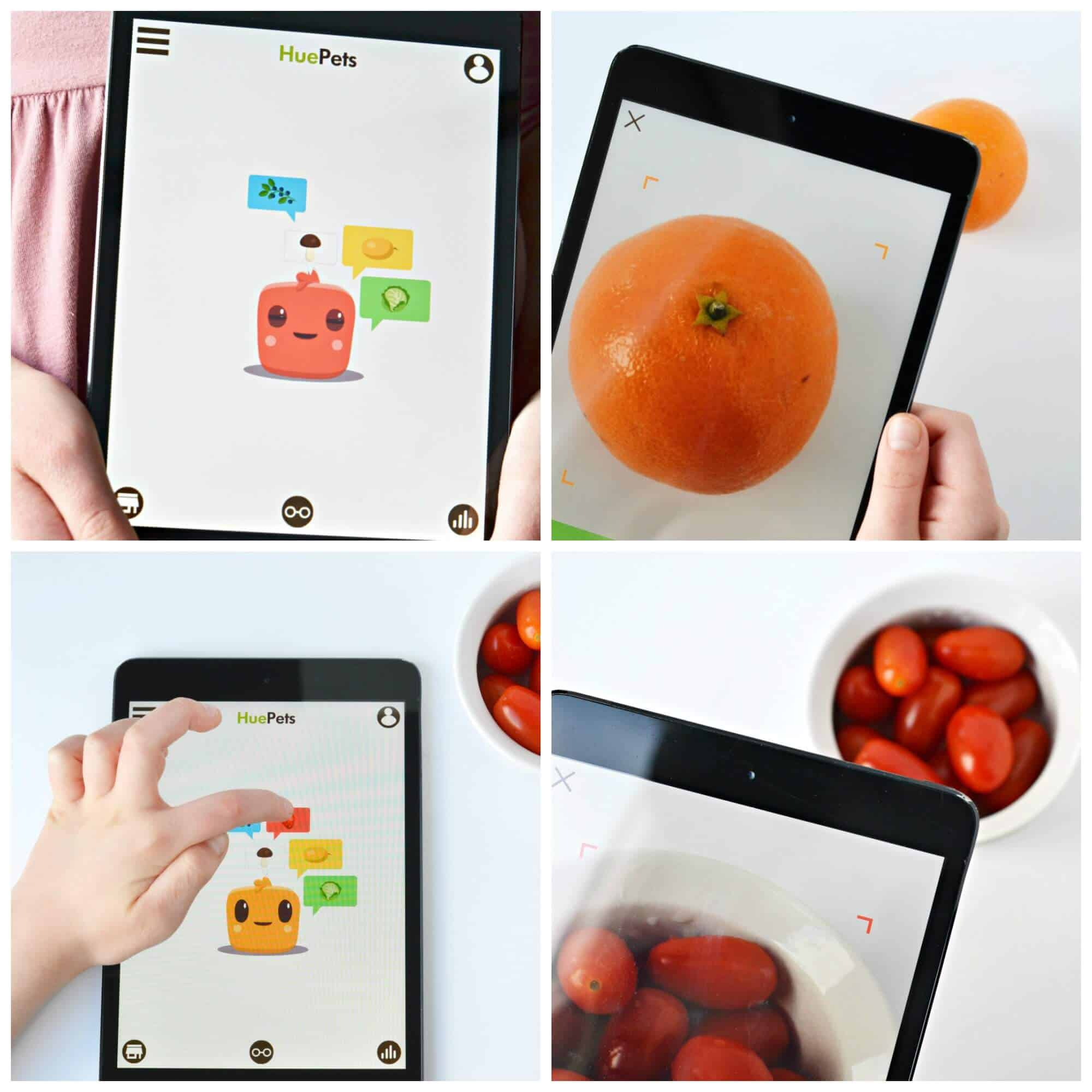 HuePets App For Kids