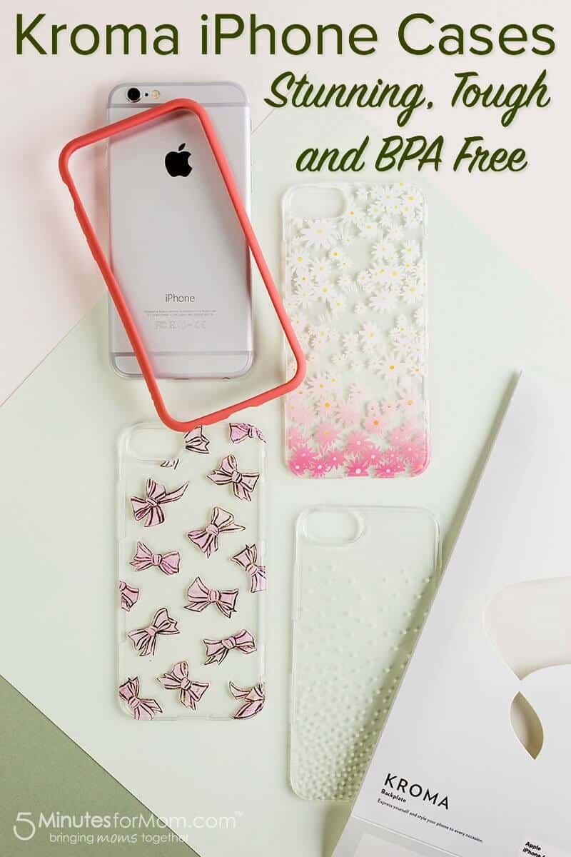 Kroma iPhone Cases - Stunning Tough and BPA Free