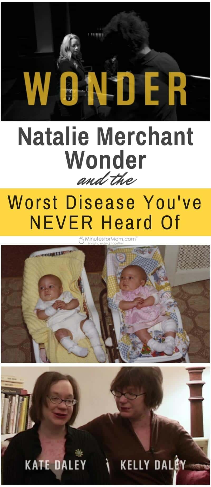 Natalie Merchant and Wonder and The Worst Disease You've Never Heard Of