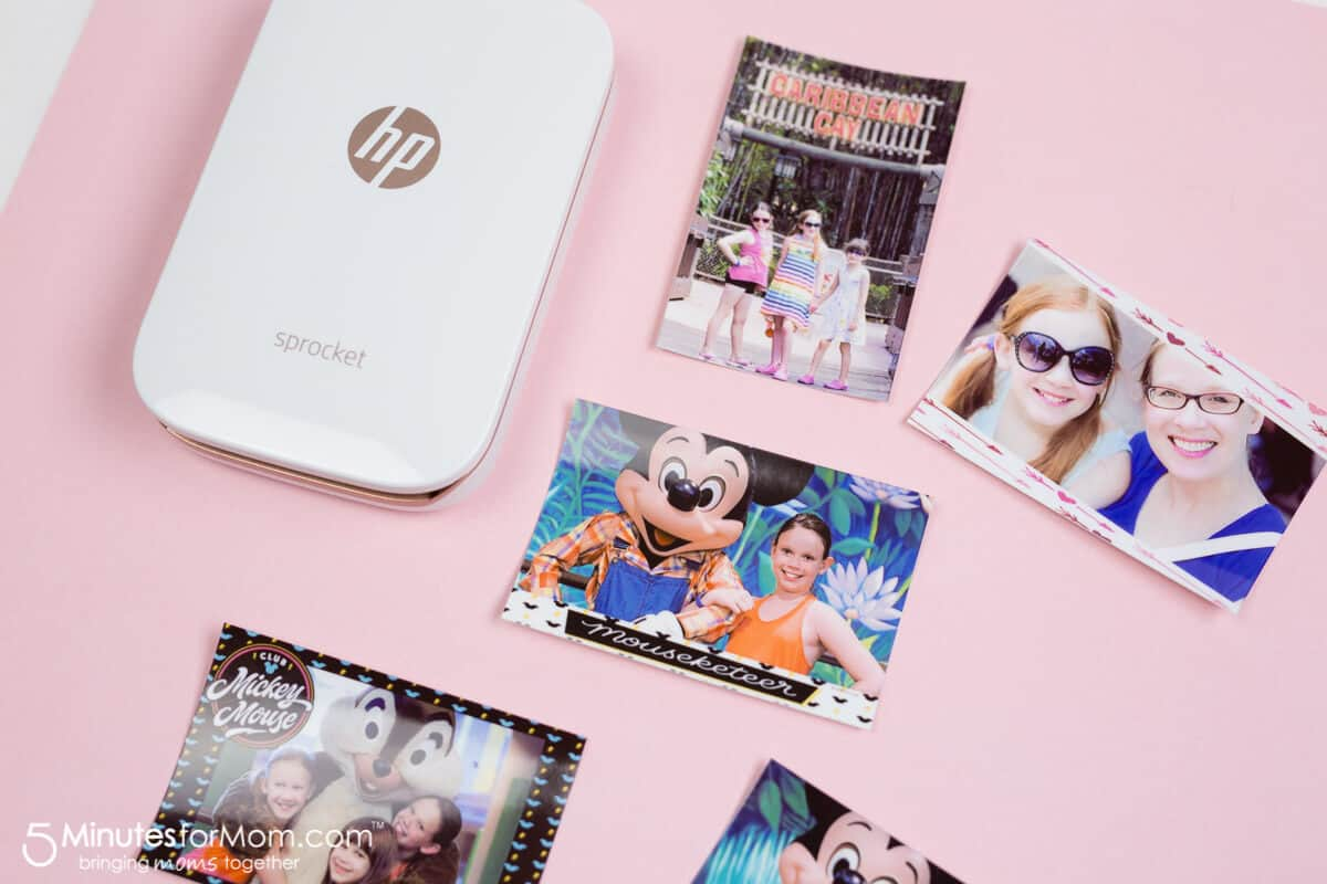 HP Sprocket - Pocket Size Printer