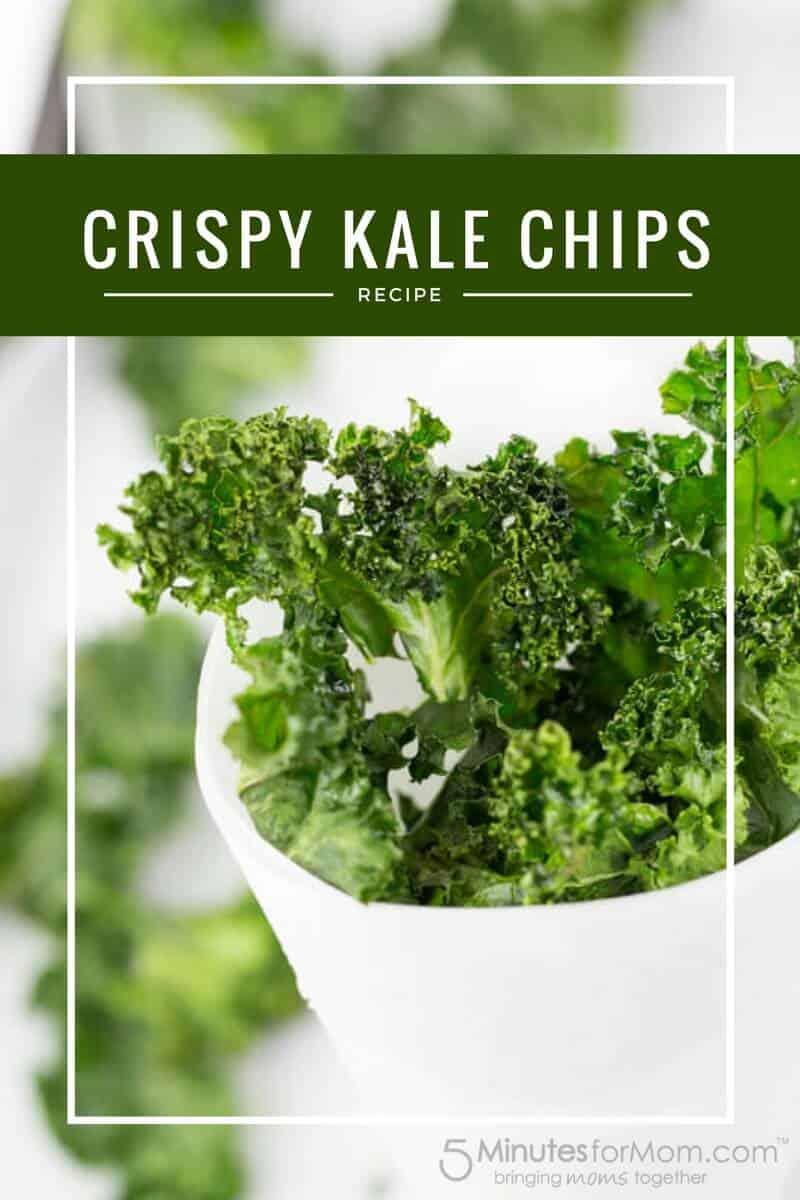 Secret to Crispy Kale Chips