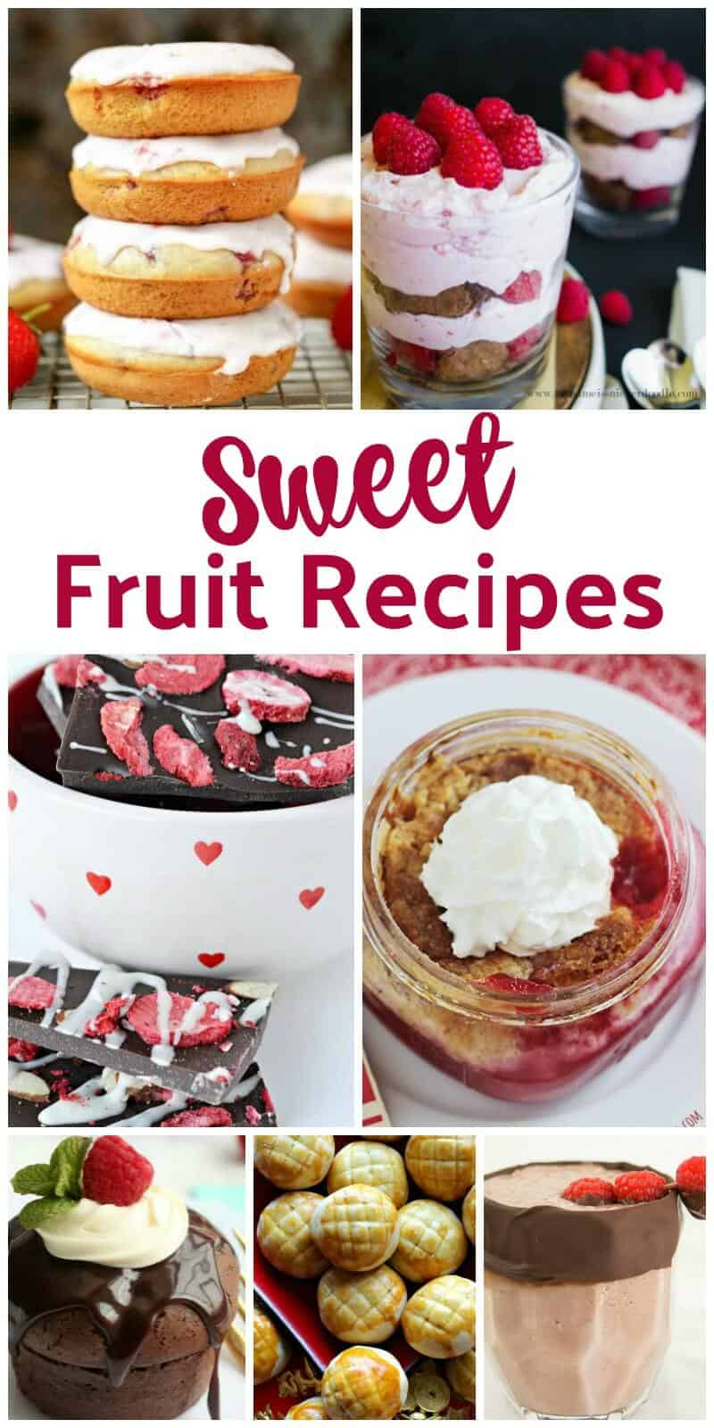 Sweet Fruit Recipes - Delicious Dishes