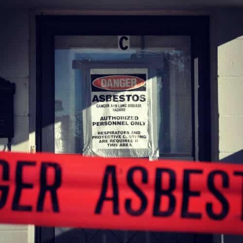 Danger of Asbestos