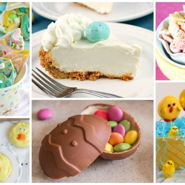 Tasty Easter Treats and our Delicious Dishes Recipe Party