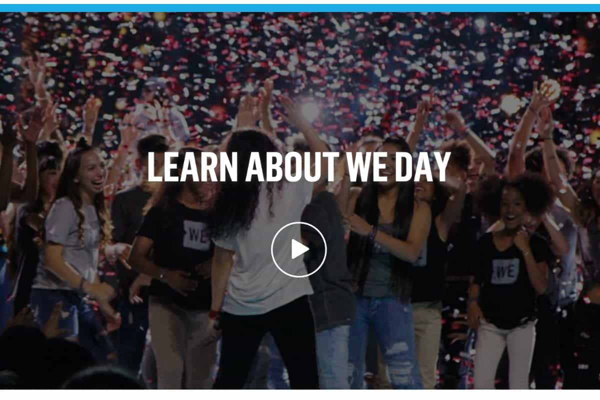 Learn About We Day
