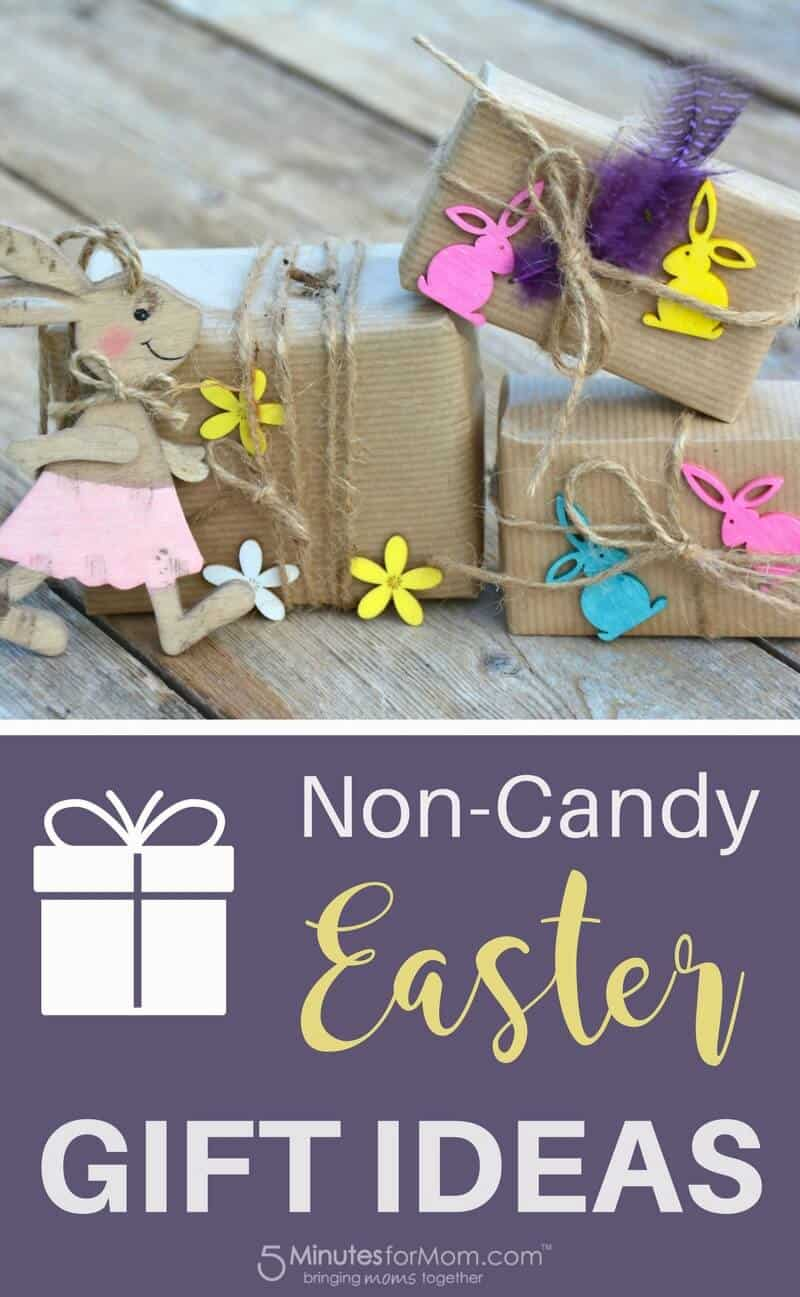Non-Candy Easter Gift Ideas