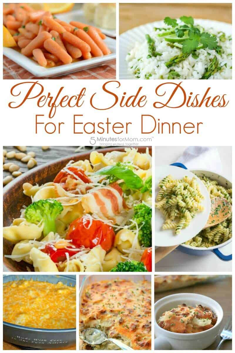 Perfect Side Dishes for Easter Dinner