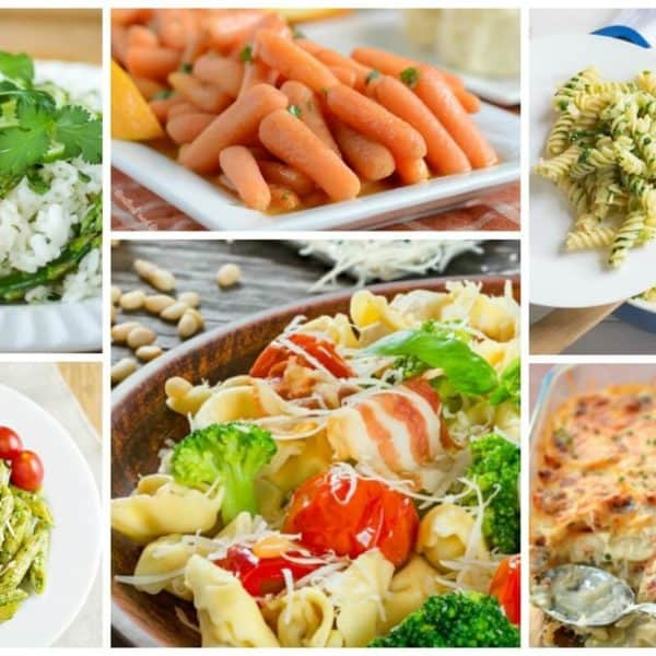 Perfect Side Dishes For Easter Dinner and our Delicious Dishes Recipe Party