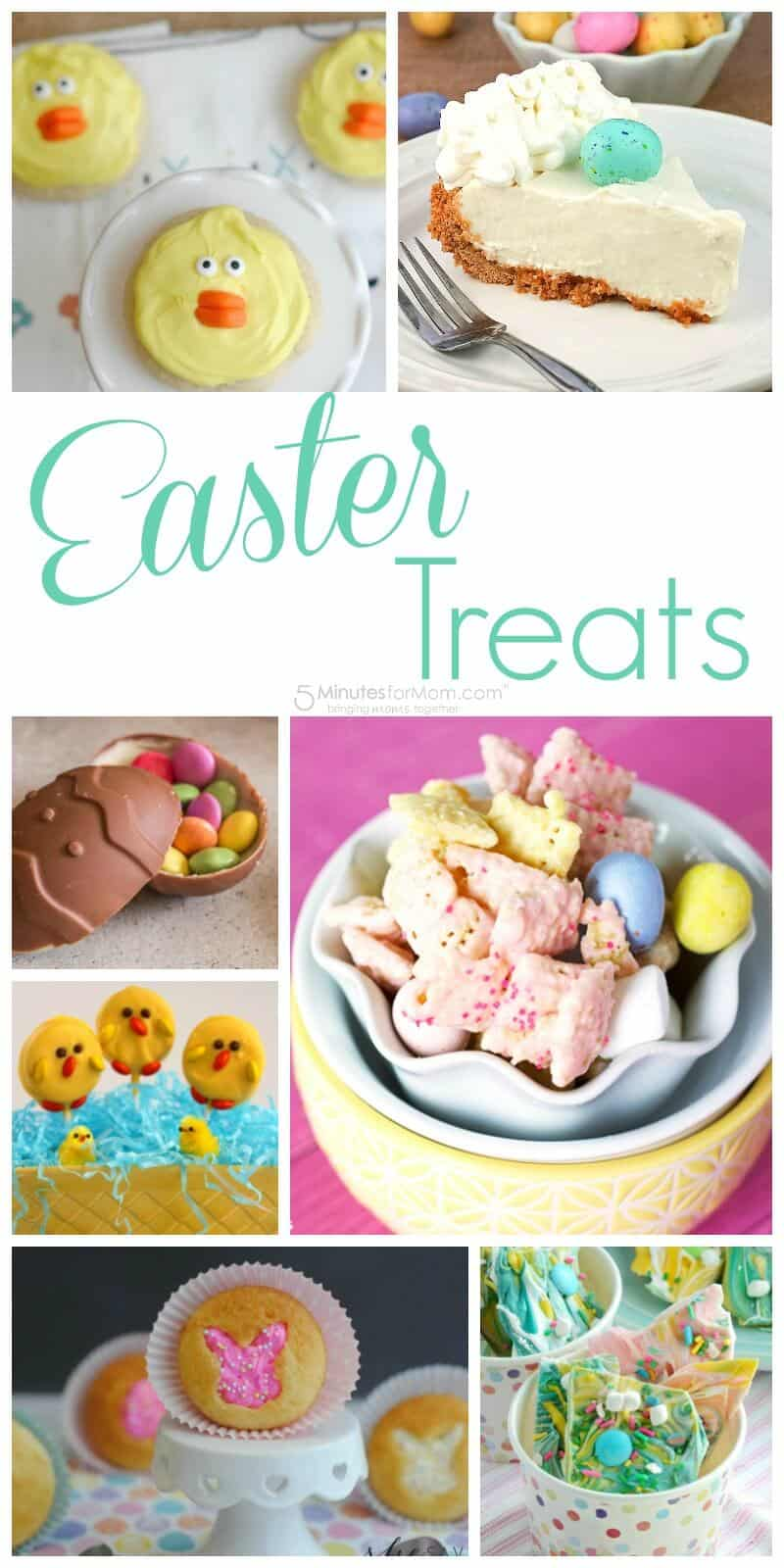 Tasty Easter Treats Your Family Will Love