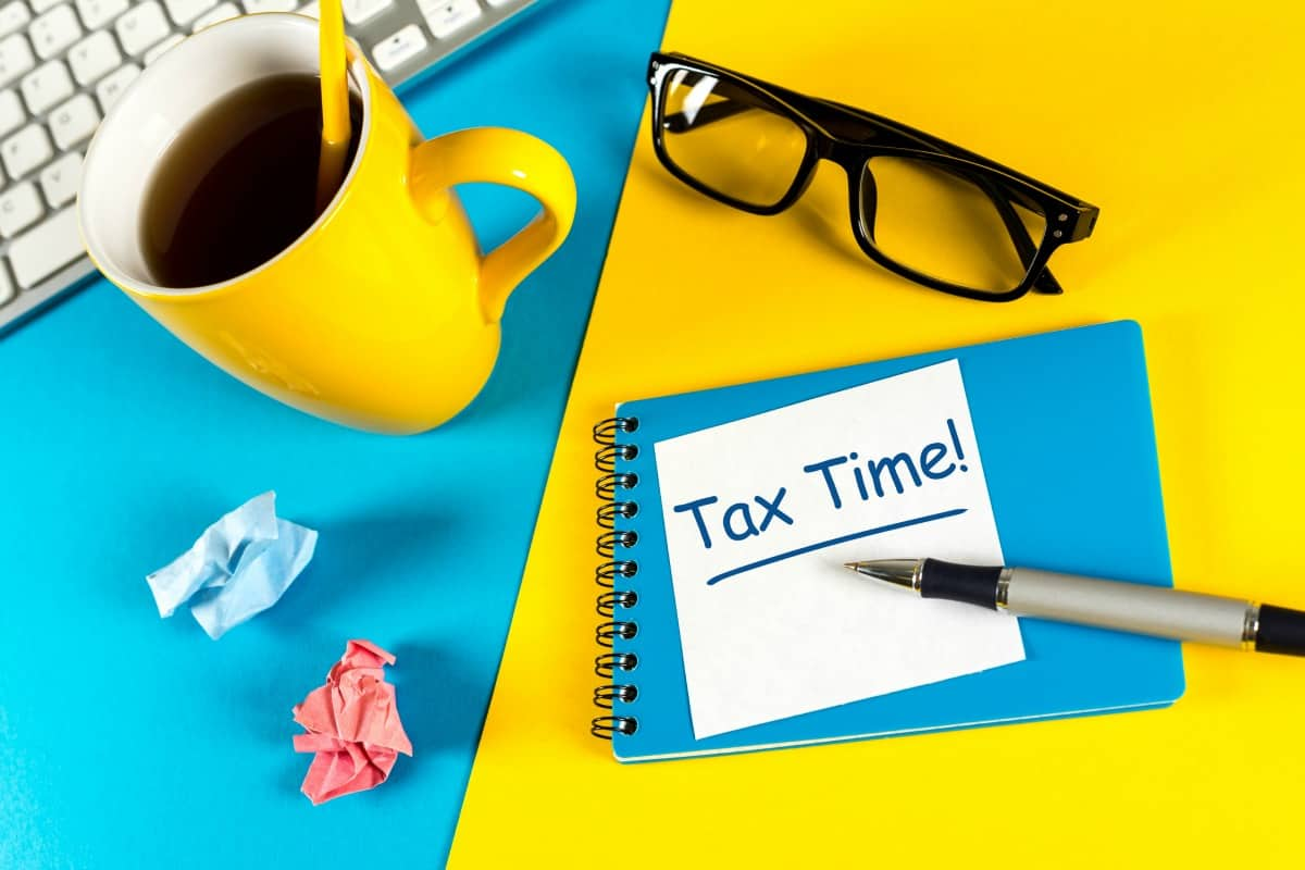 5 Tips for Beating Tax Season