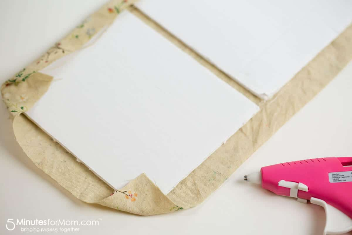 How to make a DIY journal cover
