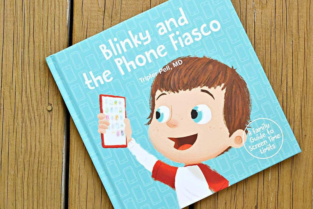 Blinky and the Phone Fiasco Book Review