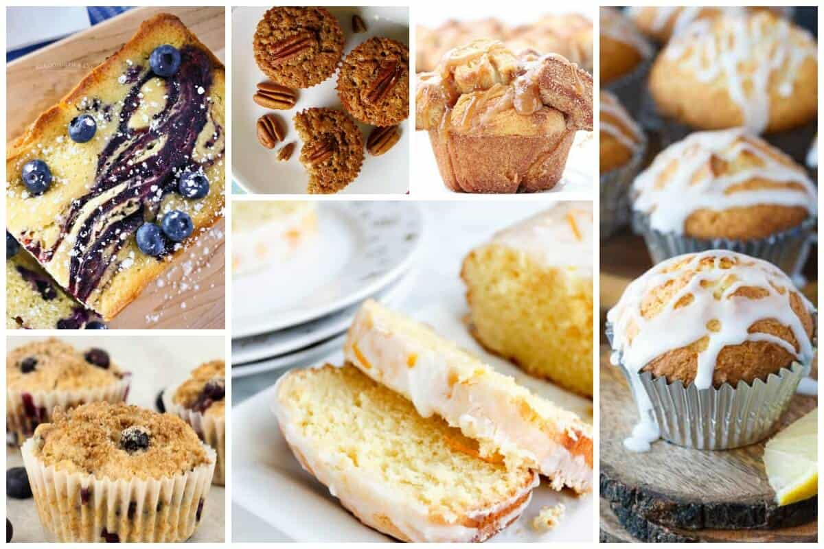 Favorite Muffins and Quick Breads