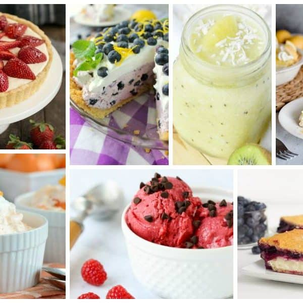 Favorite Fruit Recipes and our Delicious Dishes Recipe Party