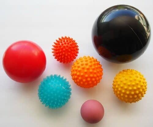 Massage Therapy Balls