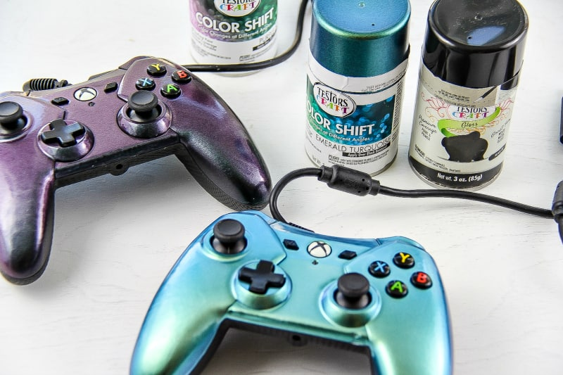 How To Paint Your Gaming Controller Step by Step Tutorial