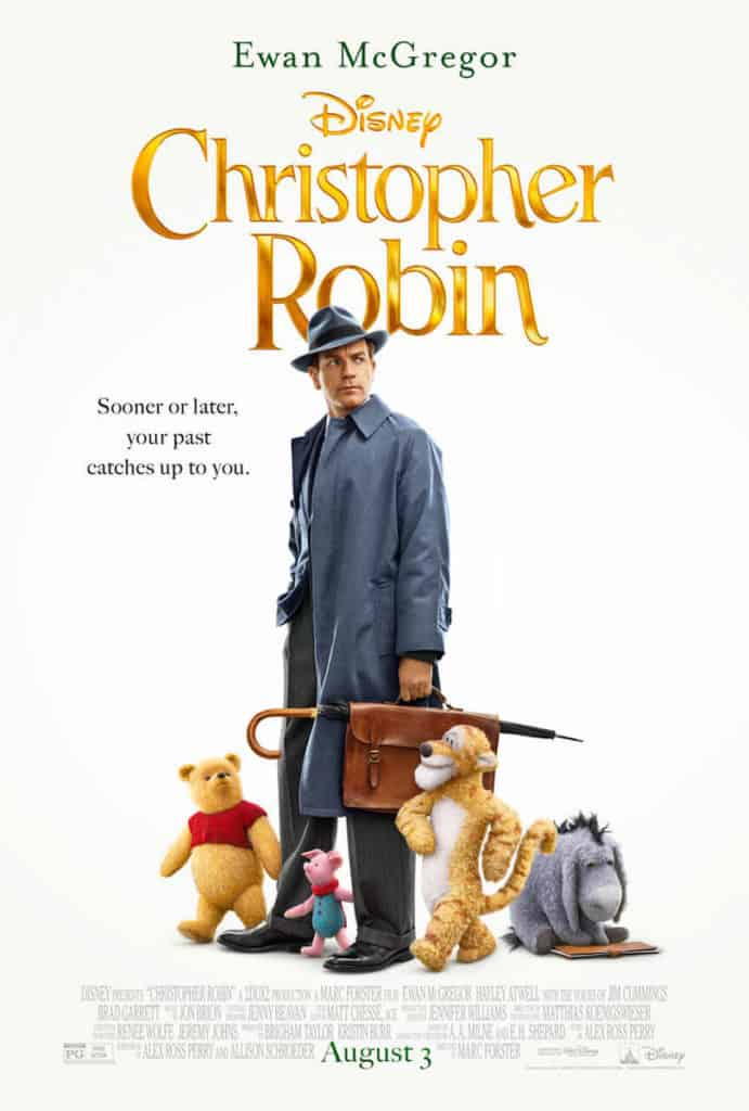 """Christopher Robin"" Movie Poster"